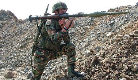 Quan doi Syria phuc kich IS va Al-Nusra o Hama, khung bo hoang loan - Anh 1