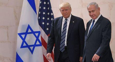Thu tuong Israel sap 'doi mat' voi Tong thong Trump - Anh 1