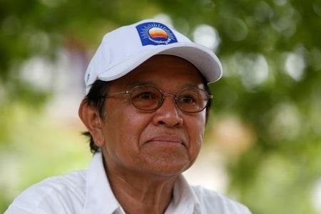 Quoc hoi Campuchia bo phieu truy to thu linh dang doi lap - Anh 1