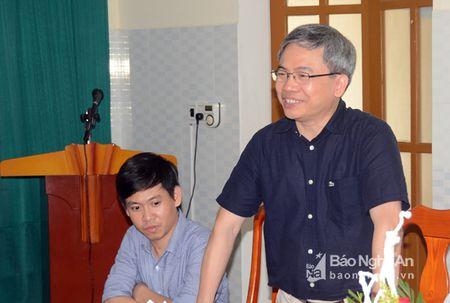 Trung tam Y te Nam Dan huong tro thanh ve tinh Benh vien Bach Mai - Anh 2