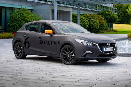 Mazda3 2019 sap ra mat se duoc trang bi cong nghe moi - Anh 1