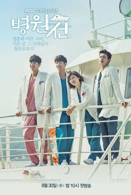 Dung that vong ve y duc vi van con nhung bac si tot tinh nhu Ha Ji Won trong 'Hospital Ship' - Anh 1