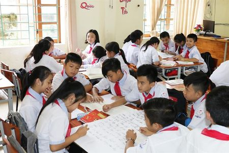 Trien khai du an VNEN: Khong duoc khuyen cao - Anh 1