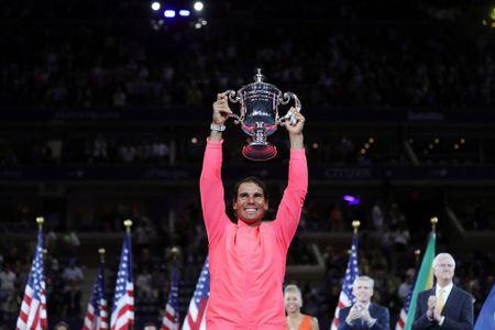 Danh bai Kevin Anderson, Nadal co hattrick giai My mo rong - Anh 2