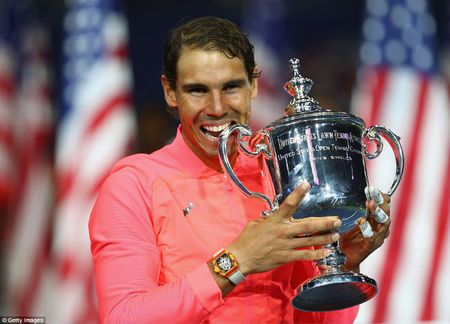 US Open 2017: Nadal thang ap dao o chung ket My Mo rong bam duoi Federer ve danh hieu - Anh 3