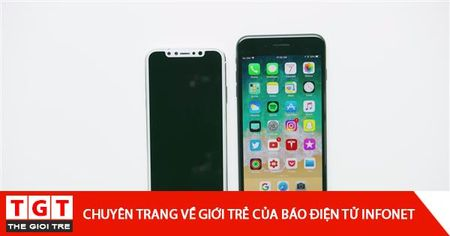 Lo thong tin RAM cua iPhone X va iPhone 8/8 Plus - Anh 1