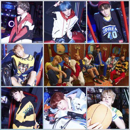 BTS tung tron ven 4 concept dep lung linh nha hang album moi - Anh 6
