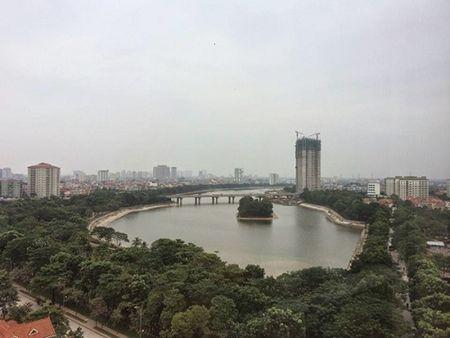 TP.Ha Noi: De xuat xay dung them cau vuot ho Linh Dam - Anh 1