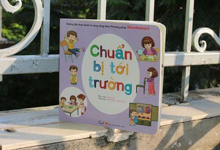 Day tre ki nang song bang phuong phap Montessori - Anh 2