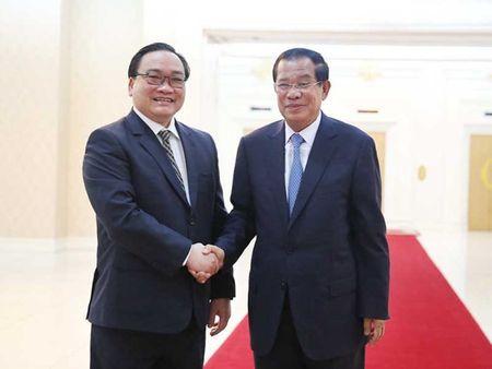 Campuchia luon coi trong moi quan he toan dien voi VN - Anh 1