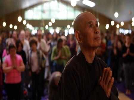 Cong chieu phim tai lieu ve Thien su Thich Nhat Hanh - Anh 1
