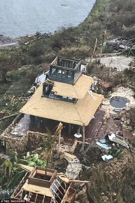 Nha ty phu Richard Branson tan hoang sau bao Irma - Anh 5
