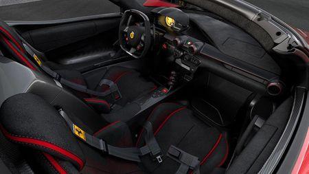 Ferrari LaFerrari Aperta cuoi cung ban gia 8,3 trieu Euro - Anh 2