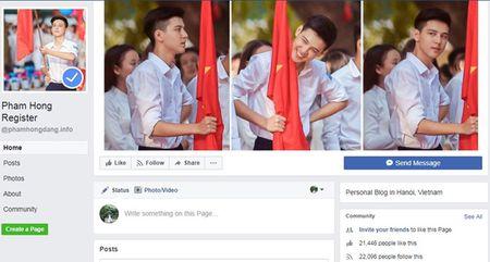 'Hot boy cam co' buc xuc khi lien tiep bi gia mao Facebook - Anh 2