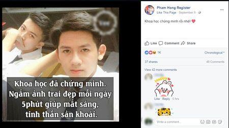'Hot boy cam co' buc xuc khi lien tiep bi gia mao Facebook - Anh 3