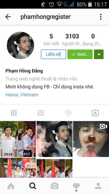 'Hot boy cam co' buc xuc khi lien tiep bi gia mao Facebook - Anh 4