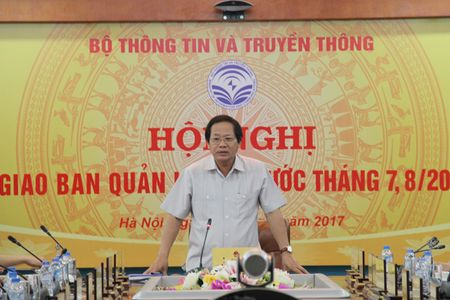 Bo truong Truong Minh Tuan: Day manh thu hoi SIM kich hoat san - Anh 1