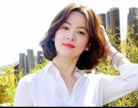 Song Joong Ki, Song Hye Kyo co 'nickname' la nho lan da khong ti vet - Anh 2