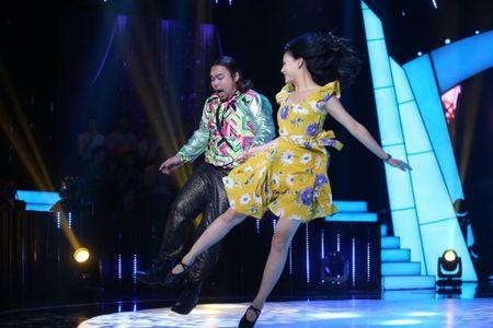 Tap 2 'Buoc nhay ngan can': Hot girl 120 kg nhay 'Cha cha cha' tinh tu - Anh 14
