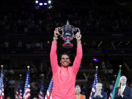 Chuyen gia nhan dinh Nadal se vuot Federer ve so danh hieu Grand Slam - Anh 3