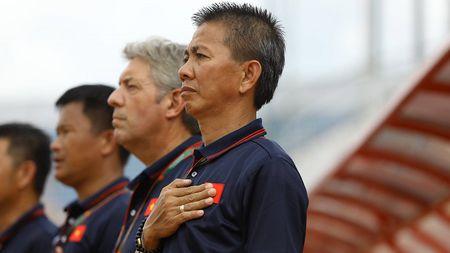 HLV Hoang Anh Tuan: 'Dieu lam nen su khac biet voi U18 Indonesia la ky luat' - Anh 1