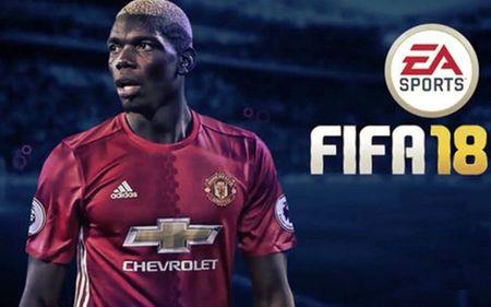 Paul Pogba lot vao top 40 cau thu co chi so cao nhat FIFA 18 - Anh 1