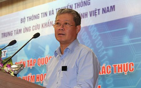 Viet Nam tang cuong bao dam an toan thong tin tren moi truong mang - Anh 3