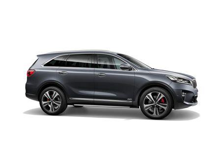 KIA 'trinh lang' mau xe Sorento 2018 tai tai trien lam Frankfurt. - Anh 1