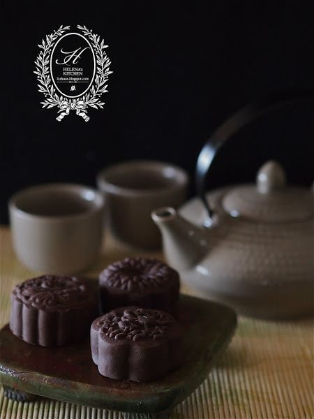 Cach lam banh Trung thu chocolate thom lung, tuyet ngon - Anh 2