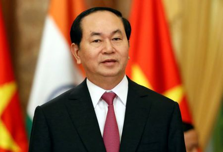 Chu tich nuoc Tran Dai Quang gui thu chuc mung AIPA-38 - Anh 1