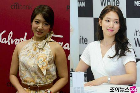 Park Shin Hye ep can khien mat gay ro ret - Anh 3
