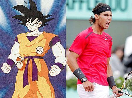 Nadal chien binh 'Saiyan', 27 chan thuong van 'hoa rong' Grand Slam - Anh 1