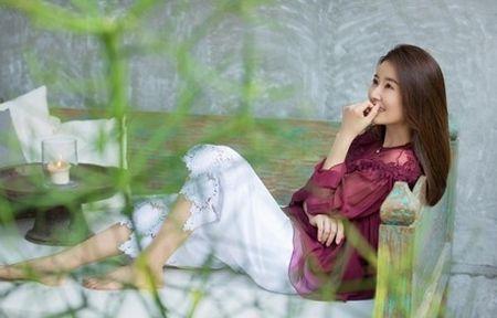 Lam Tam Nhu khoe ve dep khong the cham vao cung chang the roi xa - Anh 11