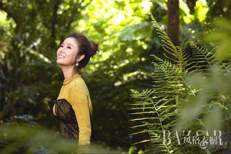 Lam Tam Nhu khoe ve dep khong the cham vao cung chang the roi xa - Anh 2