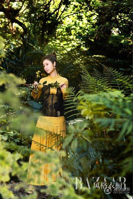 Lam Tam Nhu khoe ve dep khong the cham vao cung chang the roi xa - Anh 3