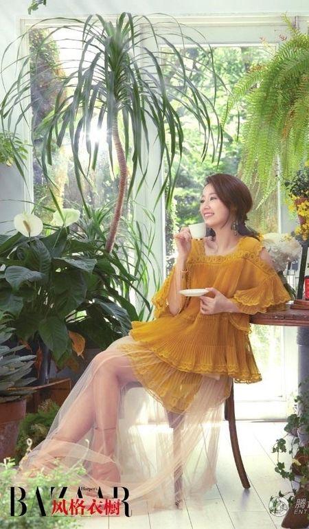 Lam Tam Nhu khoe ve dep khong the cham vao cung chang the roi xa - Anh 5