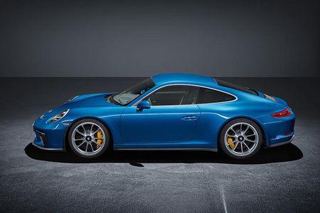 Porsche san xuat goi nang cap moi tren 911 GT3 - Anh 1