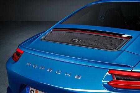 Porsche san xuat goi nang cap moi tren 911 GT3 - Anh 2