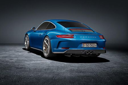 Porsche san xuat goi nang cap moi tren 911 GT3 - Anh 3