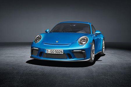 Porsche san xuat goi nang cap moi tren 911 GT3 - Anh 4