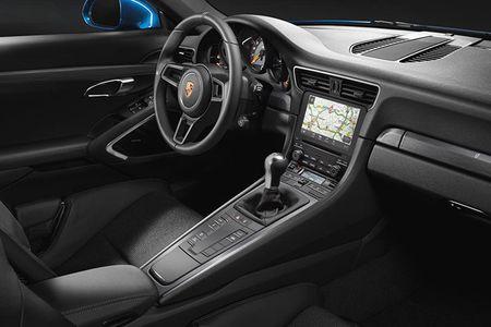 Porsche san xuat goi nang cap moi tren 911 GT3 - Anh 5