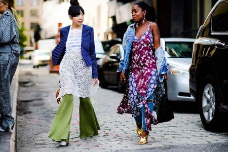 Thoi trang duong pho New York Fashion Week: Tu sexy den sang chanh - Anh 11