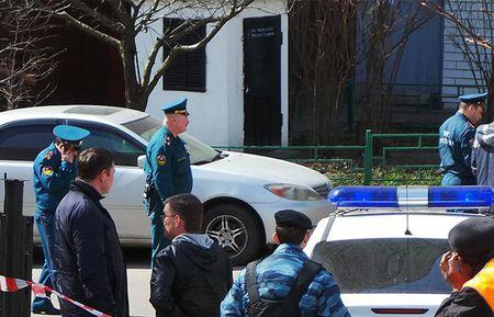 Bi de doa danh bom, Moscow so tan 10.000 nguoi - Anh 1