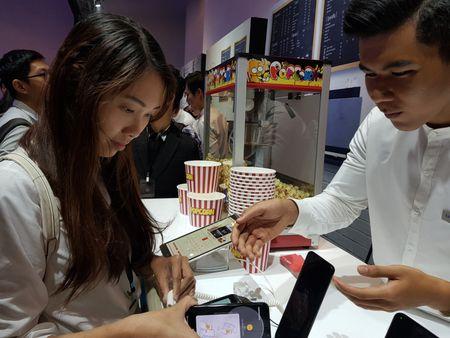 Giai phap thanh toan di dong Samsung Pay co mat tai Viet Nam - Anh 1