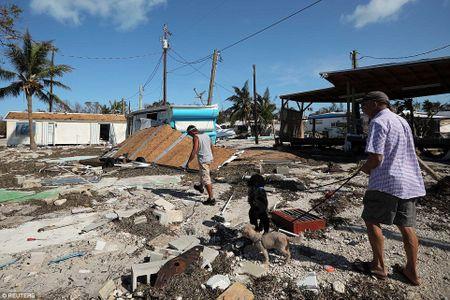 Sieu bao 'quai vat' Irma da 'can xe' Florida nhu the nao? - Anh 15
