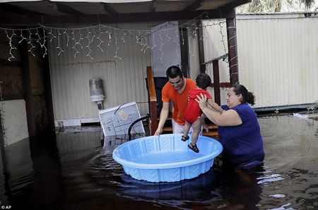Sieu bao 'quai vat' Irma da 'can xe' Florida nhu the nao? - Anh 17