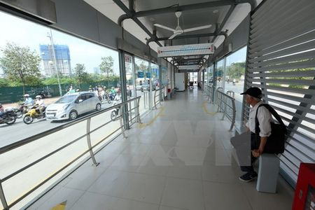 Thanh pho Ho Chi Minh xac dinh nguyen nhan that bai cua BRT - Anh 1