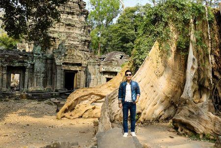 MC Nguyen Khang di phuot Campuchia voi 5 trieu dong - Anh 3