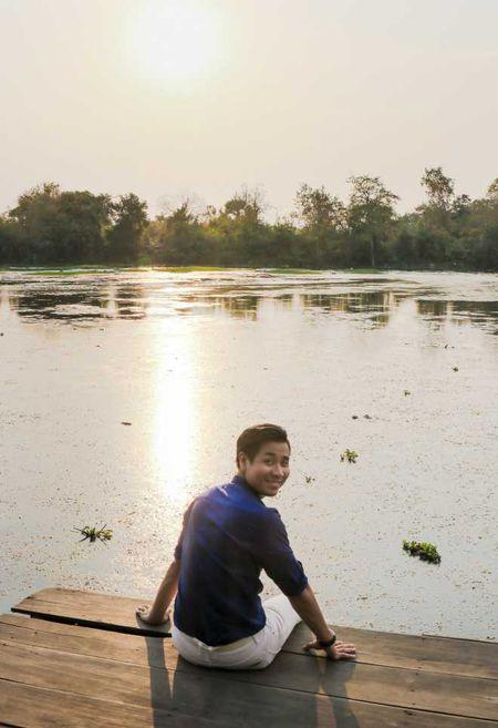 MC Nguyen Khang di phuot Campuchia voi 5 trieu dong - Anh 4