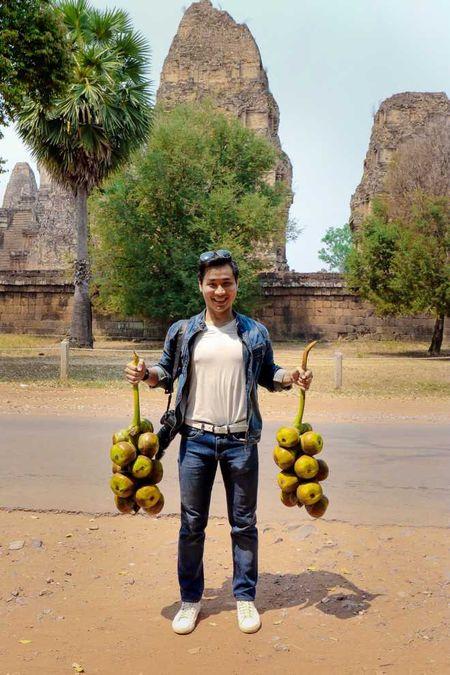 MC Nguyen Khang di phuot Campuchia voi 5 trieu dong - Anh 7